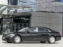 Mercedes-Benz S-Class 2014, седан, 6 поколение, X222