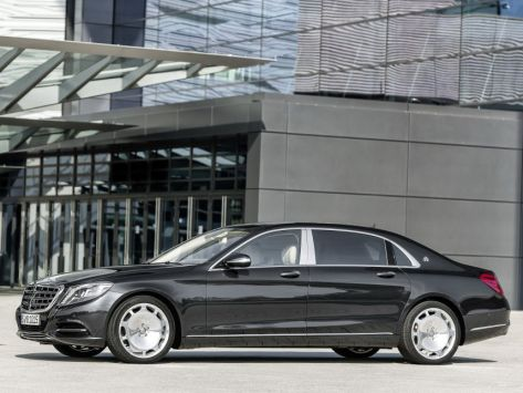 Mercedes-Benz S-Class X222