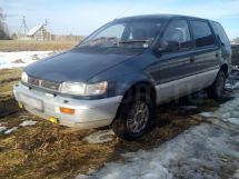 Mitsubishi Chariot 1991, минивэн, 2 поколение