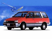 Mitsubishi Chariot рестайлинг 1983, минивэн, 1 поколение
