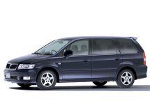 Mitsubishi Chariot Grandis рестайлинг, 1 поколение, 07.2000 - 04.2003, Минивэн