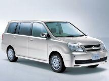 Mitsubishi Dion рестайлинг 2002, минивэн, 1 поколение