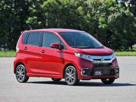 Mitsubishi ek Custom  10.2015 - 02.2019