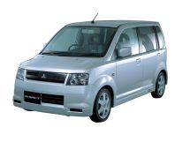 Mitsubishi eK Sport 2002, хэтчбек 5 дв., 1 поколение