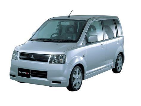 Mitsubishi eK Sport  09.2002 - 09.2006