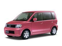 Mitsubishi eK Wagon 2001, хэтчбек 5 дв., 1 поколение