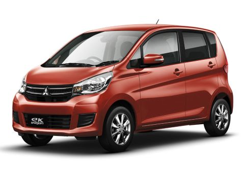 Mitsubishi eK Wagon  10.2015 - 02.2019