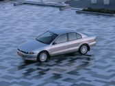 Mitsubishi Galant EA0