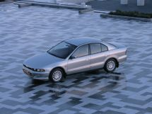Mitsubishi Galant 8 поколение, 08.1996 - 05.2003, Седан