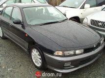 Mitsubishi Galant рестайлинг 1994, седан, 7 поколение