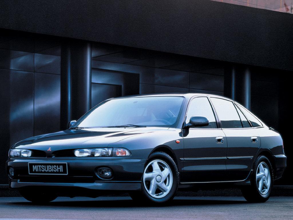 Mitsubishi Galant 1992 1993 1994 1995 1996 седан 7
