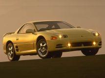 Mitsubishi GTO рестайлинг 1993, купе, 1 поколение