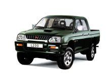 Mitsubishi L200 1996, пикап, 3 поколение