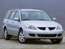 Mitsubishi Lancer рестайлинг 2003, универсал, 9 поколение, CS