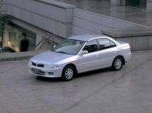 Mitsubishi Lancer рестайлинг, 8 поколение, 09.1997 - 05.2000, Седан