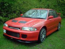 Mitsubishi Lancer Evolution 1992, седан, 1 поколение