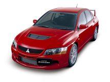 Mitsubishi Lancer Evolution 2005, седан, 9 поколение