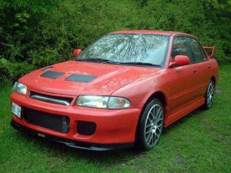 Mitsubishi Lancer Evolution  09.1992 - 12.1993