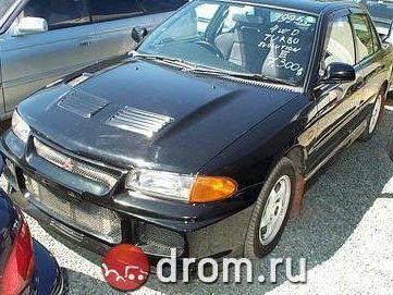 Mitsubishi Lancer Evolution  02.1995 - 07.1996