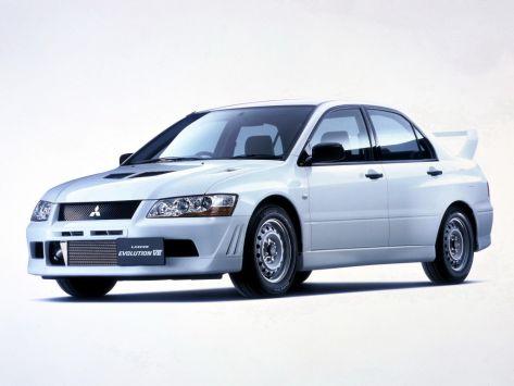 Mitsubishi Lancer Evolution  02.2001 - 12.2002