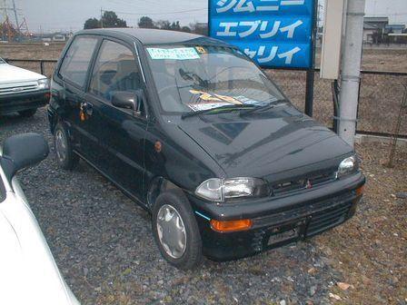 Mitsubishi Minica  01.1992 - 08.1993