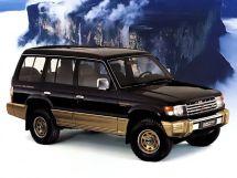 Mitsubishi Montero 1991, джип/suv 5 дв., 2 поколение