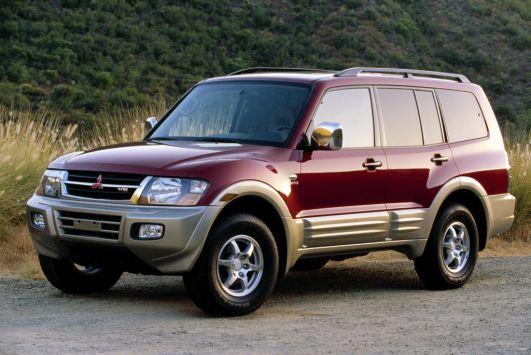 Mitsubishi Montero  04.2000 - 08.2002