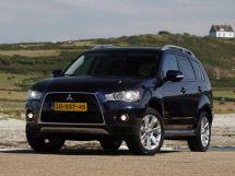Mitsubishi Outlander рестайлинг, 2 поколение, 01.2010 - 09.2012, Джип/SUV 5 дв.