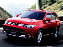 Mitsubishi Outlander рестайлинг, 3 поколение, 01.2014 - 05.2015, Джип/SUV 5 дв.