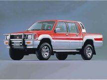 Mitsubishi Strada 1991, пикап, 1 поколение