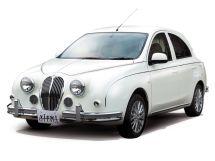 Mitsuoka Viewt 2012, седан, 3 поколение