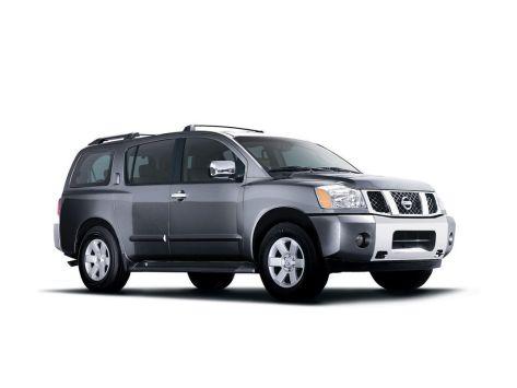 Nissan Armada (TA60) 08.2003 - 02.2007