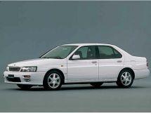 Nissan Bluebird рестайлинг 1998, седан, 10 поколение, U14