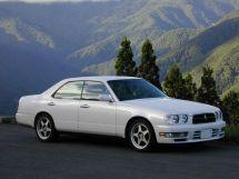 Nissan Cedric 1995, седан, 9 поколение, Y33