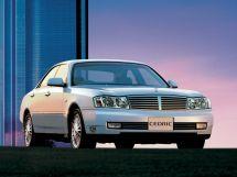 Nissan Cedric 1999, седан, 10 поколение, Y34
