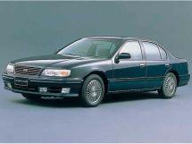 Nissan Cefiro 1994, седан, 2 поколение, A32