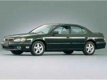 Nissan Cefiro рестайлинг 1997, седан, 2 поколение, A32