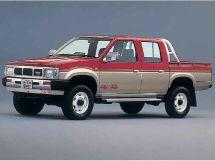 Nissan Datsun 1985, пикап, 9 поколение, D21