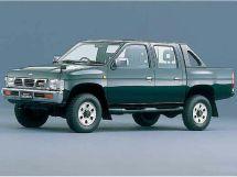 Nissan Datsun рестайлинг 1992, пикап, 9 поколение, D21