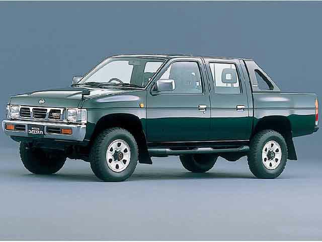 nissan datsun, 1992 год бензиновый характеристики