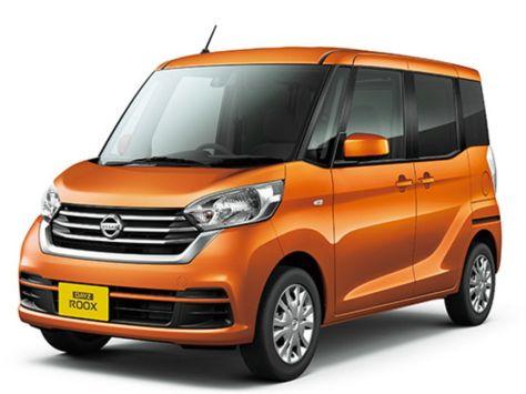 Nissan DAYZ Roox  12.2016 - 02.2020