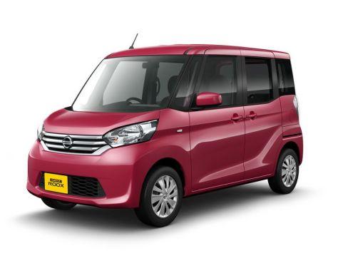 Nissan DAYZ Roox  02.2014 - 11.2016