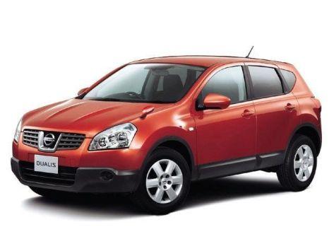 Nissan Dualis (J10) 05.2007 - 08.2009