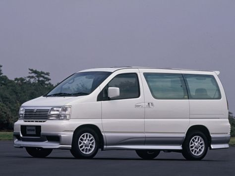 Nissan Elgrand (E50) 05.1997 - 07.2000