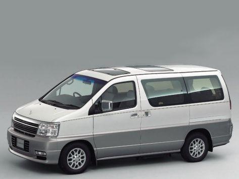 Nissan Elgrand (E50) 08.2000 - 04.2002