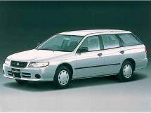 Nissan Expert 1 поколение, 06.1999 - 07.2002, Универсал