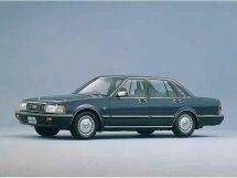 Nissan Gloria 1987, седан, 8 поколение, Y31