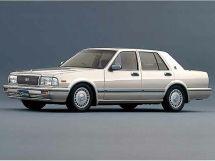 Nissan Gloria рестайлинг 1991, седан, 8 поколение, Y31