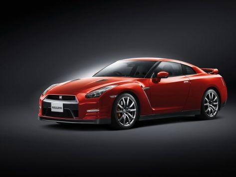 Nissan GT-R (R35) 03.2014 - 09.2016