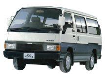 Nissan Homy 1986, минивэн, 4 поколение, E24